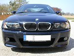 My new BMW M3 SMG