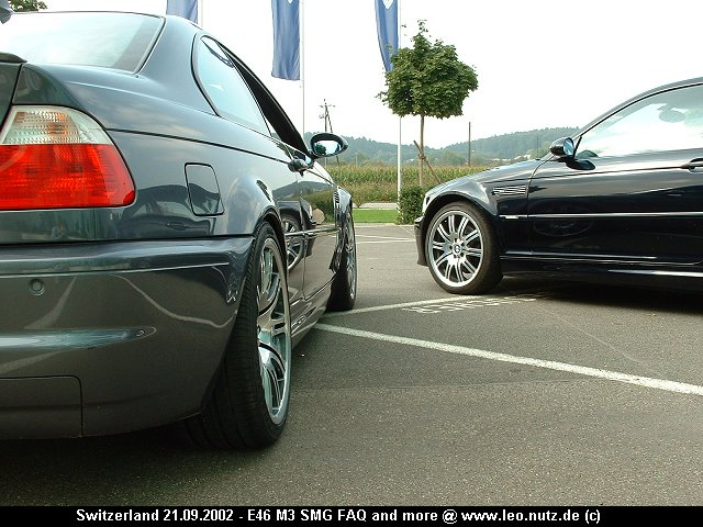 M3 meet in Uster_21.09.2002